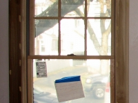 Factory Finish Window Sash