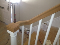 Interior - Stairs Refinished
