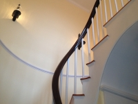 Interior - Winchester - Living Room - Stairs