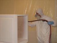 Spray Finishing